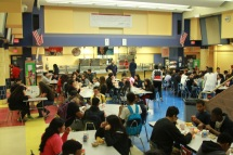 70 percent of Central Falls students are eligible for free or reduced lunch.